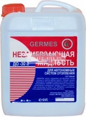 Антиморозная добавка Гермес 10 л