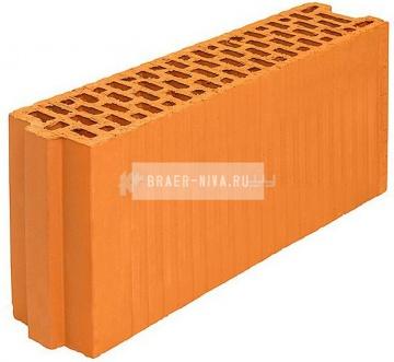 Блок керамический Porotherm 12 поризованный 6.74 НФ