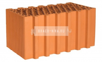 Блок керамический ТУ ГЖЕЛЬ 44 12,3 НФ 440х250х219