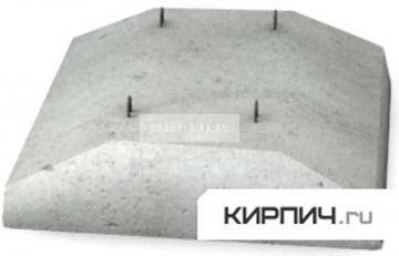 Фундаментные подушки ФЛ 10.12-4