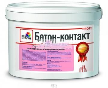 Грунтовка бетон-контакт Norme color profi 12 кг