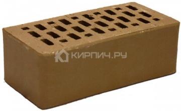 Кирпич облицовочный мокко полуторный гладкий М-150 Терекс