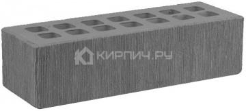 Кирпич облицовочный серый евро бархат М-300 ЖКЗ