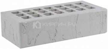 Кирпич облицовочный серый одинарный скала М-300 ЖКЗ