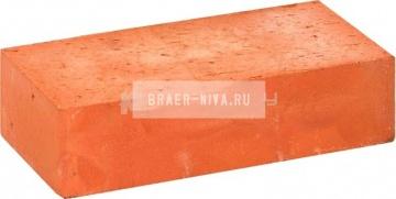 Кирпич строительный полнотелый одинарный М-150 гладкий Смоленский КЗ