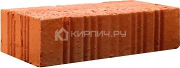 Кирпич строительный полнотелый одинарный М-150 рифленый ЛКЗ