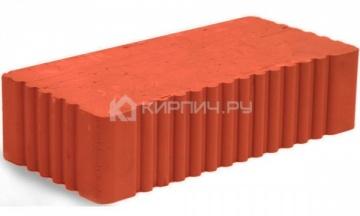 Кирпич строительный полнотелый одинарный М-150 рифленый Мстера