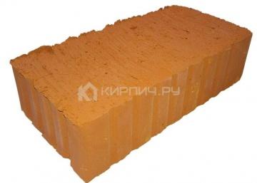 Кирпич строительный полнотелый одинарный М-150 рифленый Вязьма