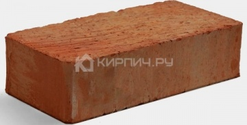 Кирпич строительный полнотелый одинарный М-200 гладкий Энгельс
