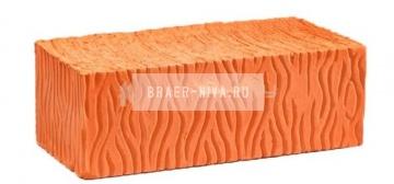 Кирпич строительный полнотелый полуторный М-150 рифленый Воротынский