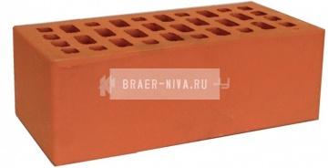 Кирпич строительный щелевой полуторный М-150 гладкий Римкер