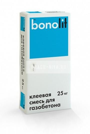Клей для блоков Bonolit 25 кг