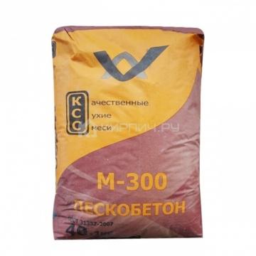 Пескобетон Финстрой ГОСТ М-300 40 кг