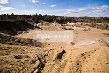Песок строительный 50 кг.
