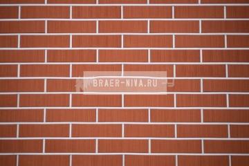 Плитка фасадная керамическая Керма Бордо бархат 250х65х10