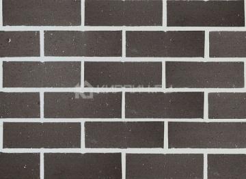 Плитка фасадная клинкерная ADW Feodosia текстурированная коричневая 240х71х8