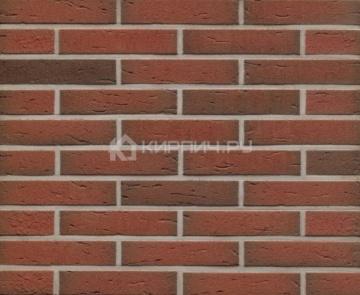 Плитка фасадная клинкерная Feldhaus Klinker R307DF9 Ardor rustico рельефная 240х52х9
