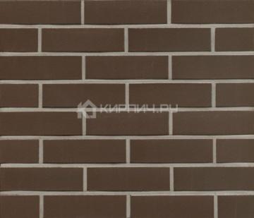 Плитка фасадная клинкерная Feldhaus Klinker R500DF9 Geo liso гладкая, 240x52x9