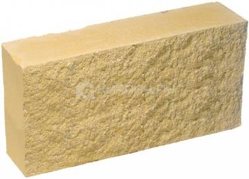 Плитка гиперпрессованная для цоколя солома рустированная 250х120х30