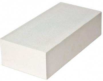 Силикатный кирпич белый одинарный СТК-2001