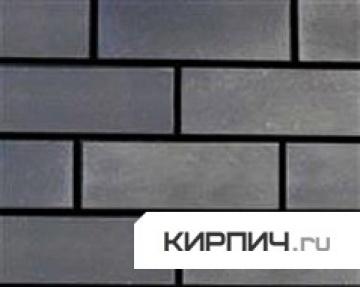 Силикатный кирпич черный полуторный КЗСК