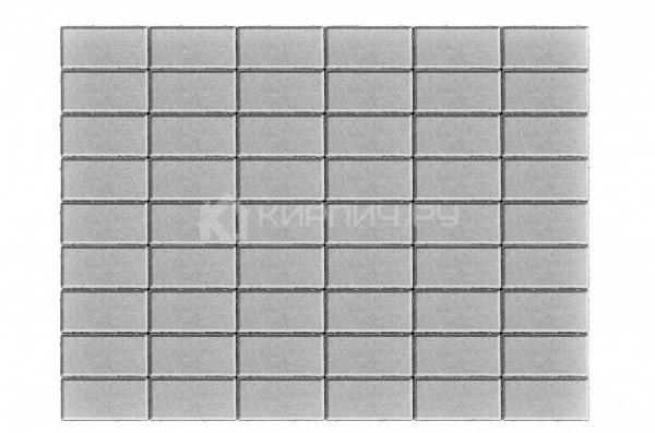 Тротуарная плитка Steingot Паркет 240х80х60 блэнд
